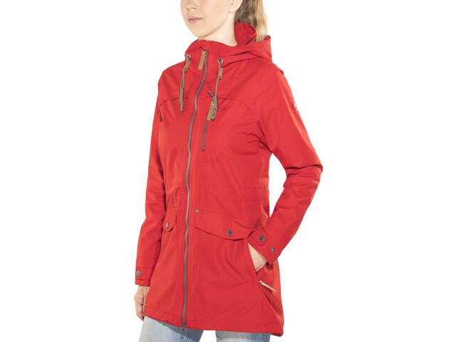 Five Seasons Evelin Jacket Damen dark red